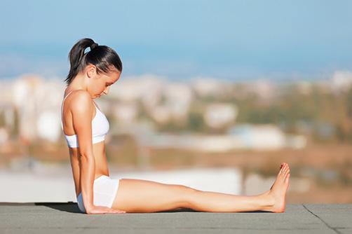 pilates concentration