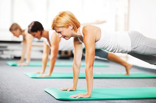 pilates centrage